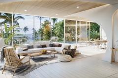 Southeast Asian Style Vastu Villa